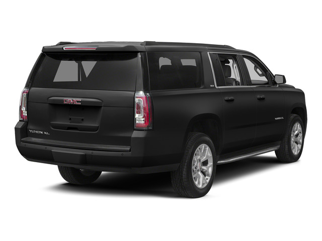 Onyx Black 2015 GMC Yukon XL Pictures Yukon XL Utility 4D Denali 4WD photos rear view