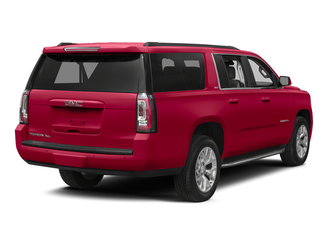 Crystal Red Tintcoat 2015 GMC Yukon XL Pictures Yukon XL Utility 4D Denali 4WD photos rear view