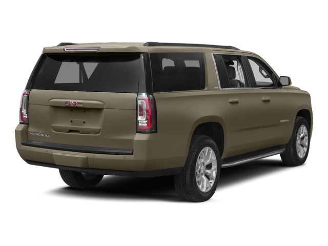 Bronze Alloy Metallic 2015 GMC Yukon XL Pictures Yukon XL Utility 4D Denali 4WD photos rear view