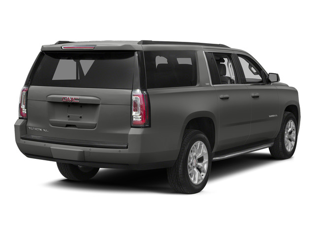 Iridium Metallic 2015 GMC Yukon XL Pictures Yukon XL Utility 4D Denali 4WD photos rear view