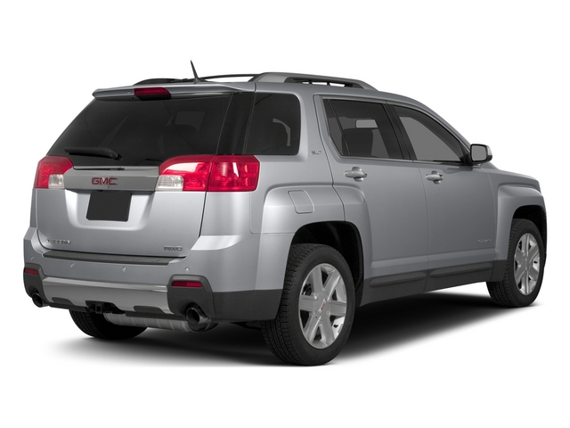 Quicksilver Metallic 2015 GMC Terrain Pictures Terrain Utility 4D SLT AWD photos rear view
