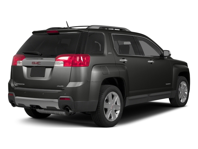 Iridium Metallic 2015 GMC Terrain Pictures Terrain Utility 4D SLT AWD photos rear view
