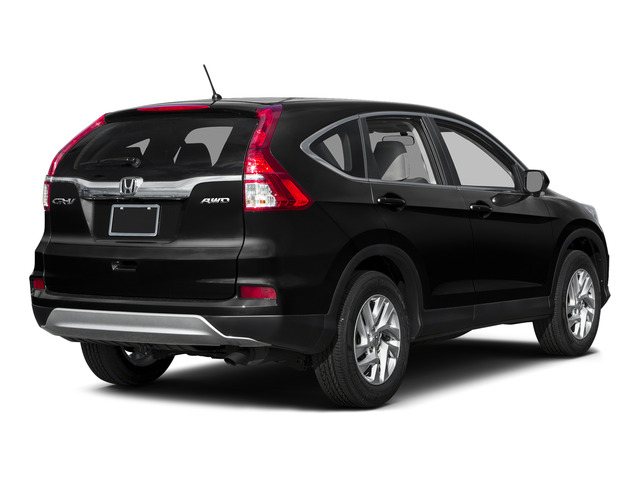 Crystal Black Pearl 2015 Honda CR-V Pictures CR-V Utility 4D EX AWD I4 photos rear view