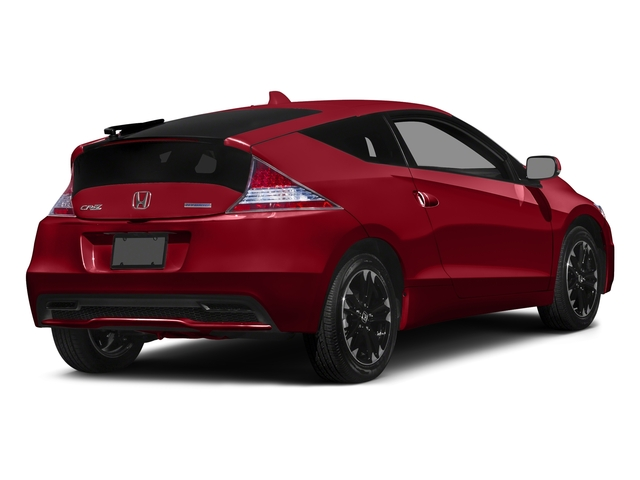 Milano Red 2015 Honda CR-Z Pictures CR-Z Coupe 2D EX I4 Hybrid photos rear view