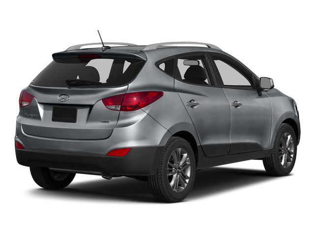 Shadow Grey Metallic 2015 Hyundai Tucson Pictures Tucson Utility 4D Limited AWD I4 photos rear view