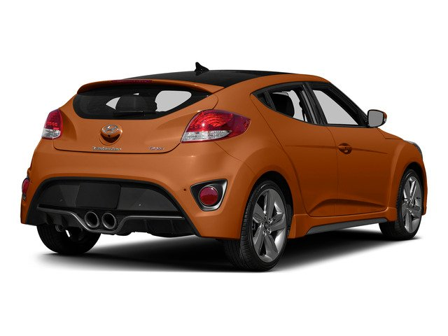 Vitamin C Pearl 2015 Hyundai Veloster Pictures Veloster Coupe 3D I4 Turbo photos rear view