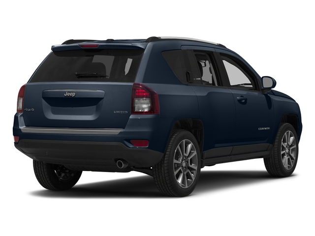 True Blue Pearlcoat 2015 Jeep Compass Pictures Compass Utility 4D Latitude 2WD photos rear view