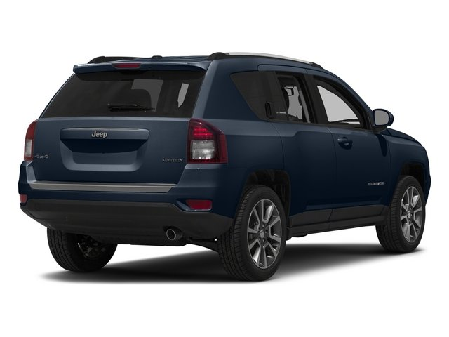 True Blue Pearlcoat 2015 Jeep Compass Pictures Compass Utility 4D High Altitude 2WD photos rear view