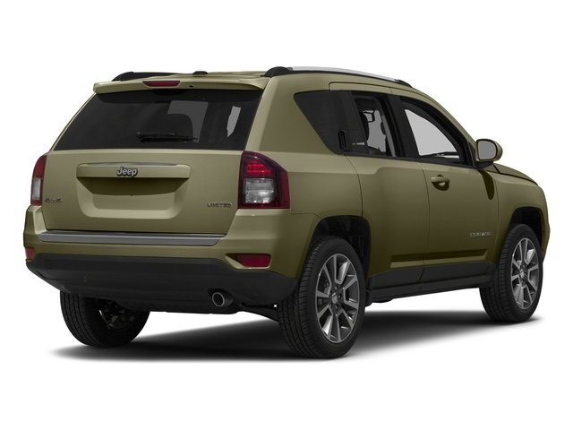 Eco Green Pearlcoat 2015 Jeep Compass Pictures Compass Utility 4D Latitude 2WD photos rear view
