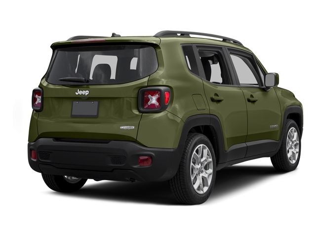 Commando 2015 Jeep Renegade Pictures Renegade Utility 4D Latitude AWD I4 photos rear view