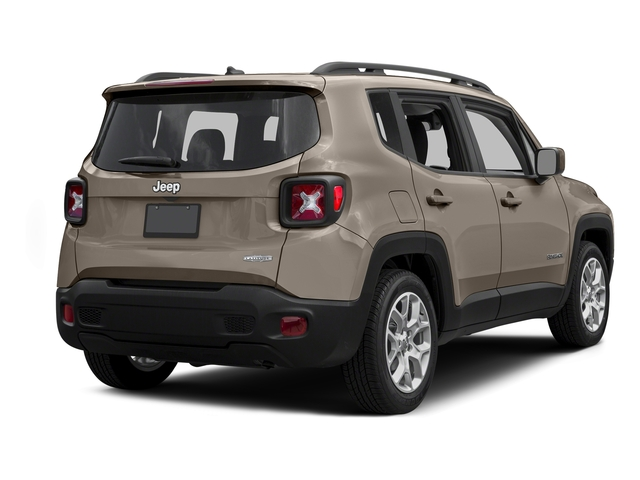 Mojave Sand 2015 Jeep Renegade Pictures Renegade Utility 4D Latitude AWD I4 photos rear view