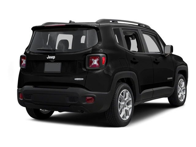 Black 2015 Jeep Renegade Pictures Renegade Utility 4D Latitude AWD I4 photos rear view
