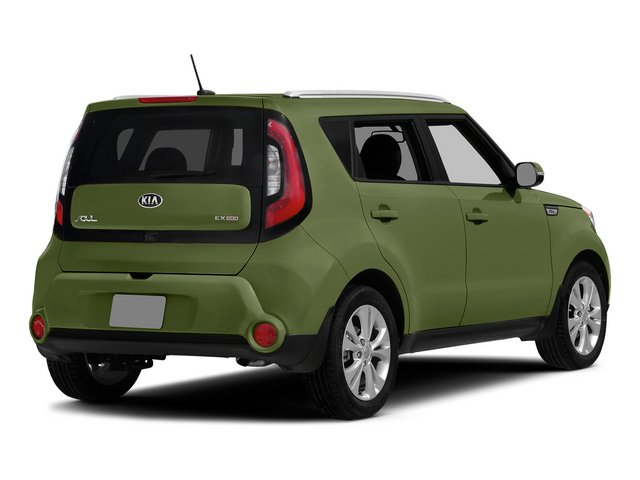 Alien II 2015 Kia Soul Pictures Soul Wagon 4D I4 photos rear view