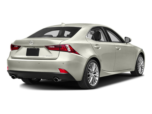 Starfire Pearl 2015 Lexus IS 250 Pictures IS 250 Sedan 4D IS250 V6 photos rear view