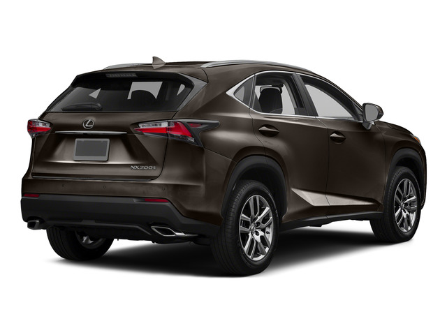 Fire Agate Pearl 2015 Lexus NX 200t Pictures NX 200t Utility 4D NX200t 2WD I4 Turbo photos rear view