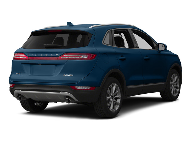 Midnight Sapphire Metallic 2015 Lincoln MKC Pictures MKC Utility 4D Select AWD I4 Turbo photos rear view