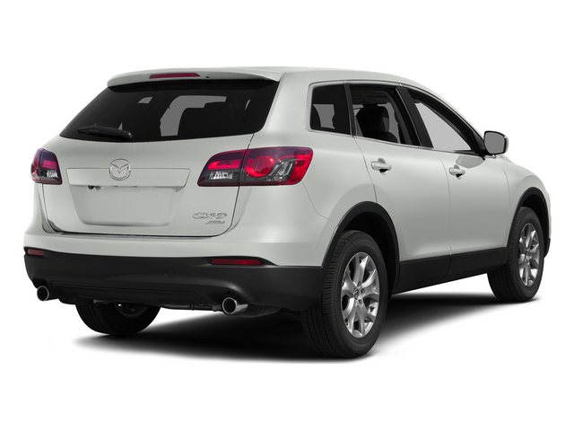 Crystal White Pearl Mica 2015 Mazda CX-9 Pictures CX-9 Utility 4D Touring 2WD V6 photos rear view