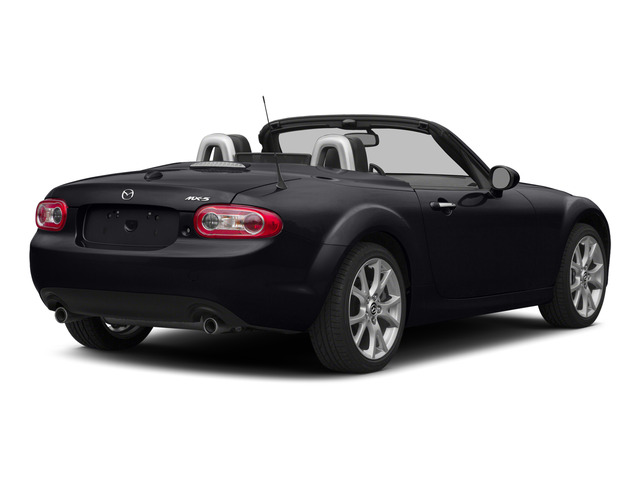 Meteor Gray 2015 Mazda MX-5 Miata Pictures MX-5 Miata Convertible 2D Sport I4 photos rear view