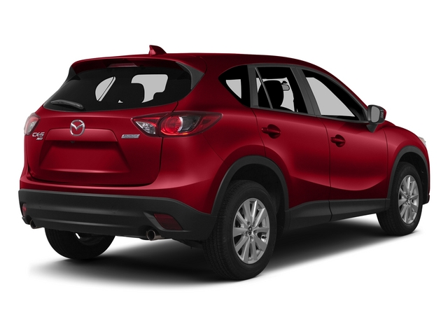 Soul Red 2015 Mazda CX-5 Pictures CX-5 Utility 4D GT 2WD I4 photos rear view
