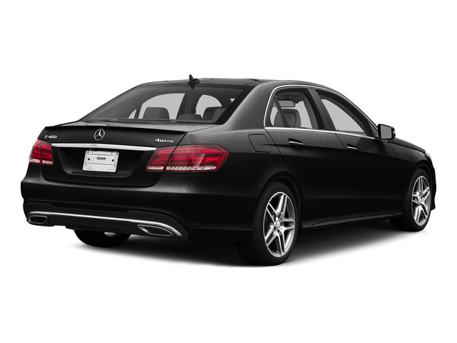 designo Mocha Black 2015 Mercedes-Benz E-Class Pictures E-Class Sedan 4D E400 V6 Turbo photos rear view