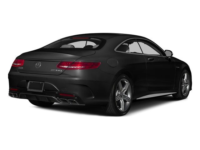 Magnetite Black Metallic 2015 Mercedes-Benz S-Class Pictures S-Class Coupe 2D S63 AMG AWD V8 Turbo photos rear view