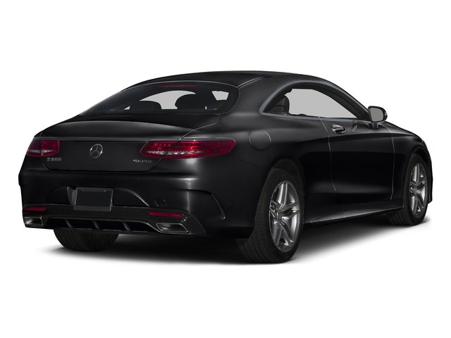 Magnetite Black Metallic 2015 Mercedes-Benz S-Class Pictures S-Class Coupe 2D S550 AWD V8 Turbo photos rear view