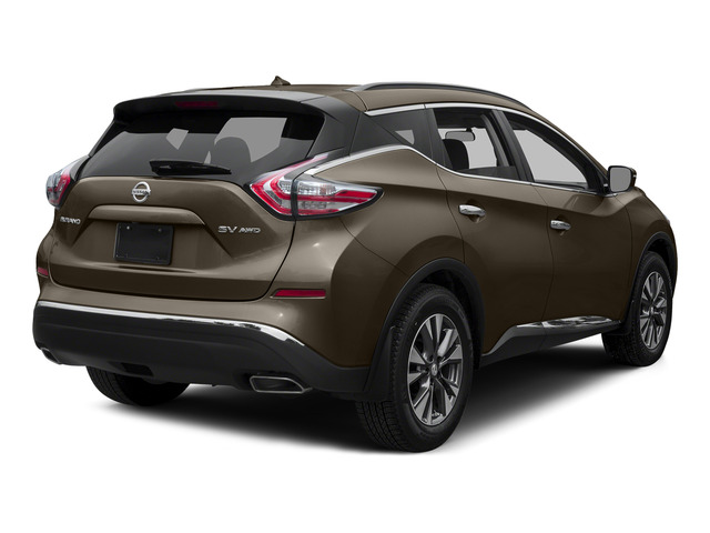 Java Metallic 2015 Nissan Murano Pictures Murano Utility 4D SV 4WD V6 photos rear view