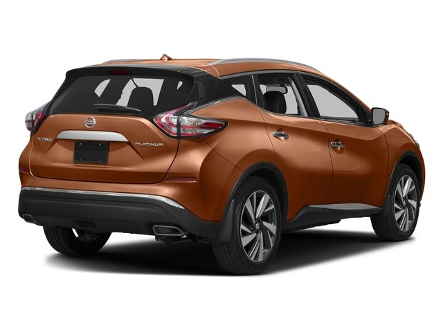 Pacific Sunset Metallic 2015 Nissan Murano Pictures Murano Utility 4D Platinum 2WD V6 photos rear view