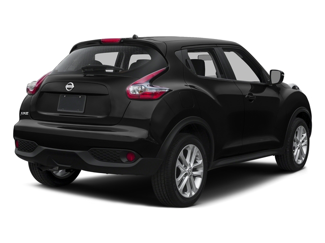 Super Black 2015 Nissan JUKE Pictures JUKE Utility 4D NISMO 2WD I4 Turbo photos rear view