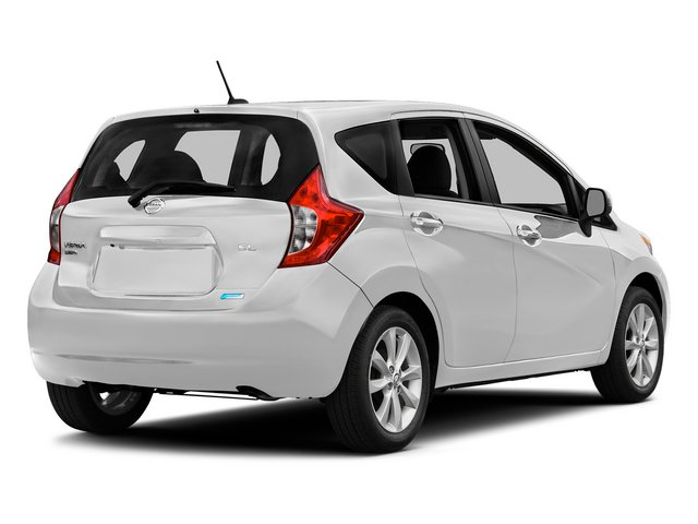 Fresh Powder 2015 Nissan Versa Note Pictures Versa Note Hatchback 5D Note S Plus I4 photos rear view