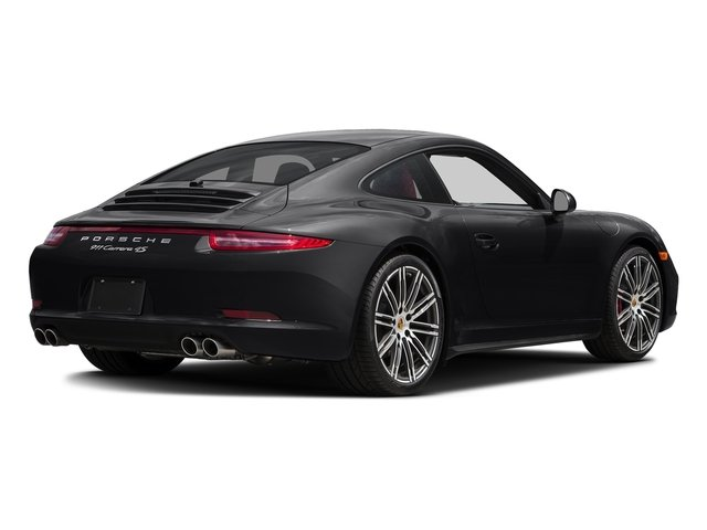 Black 2015 Porsche 911 Pictures 911 Coupe 2D 4 Targa AWD photos rear view