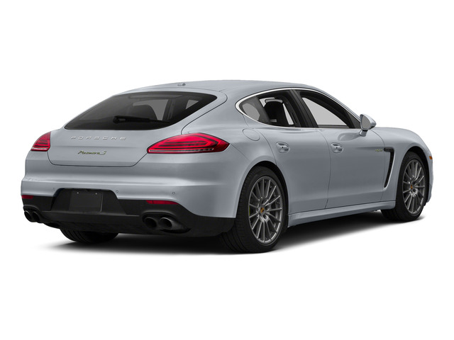 Rhodium Silver Metallic 2015 Porsche Panamera Pictures Panamera Hatchback 4D S e-Hybrid V6 photos rear view