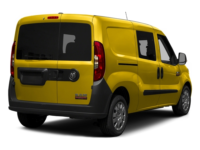 Broom Yellow 2015 Ram Truck ProMaster City Wagon Pictures ProMaster City Wagon Passenger Van photos rear view