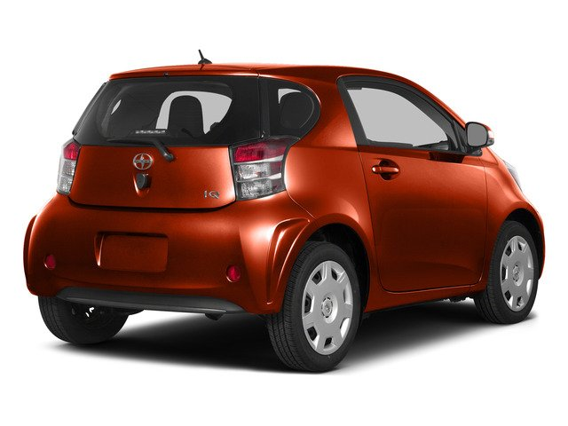 Hot Lava 2015 Scion iQ Pictures iQ Hatchback 3D I4 photos rear view
