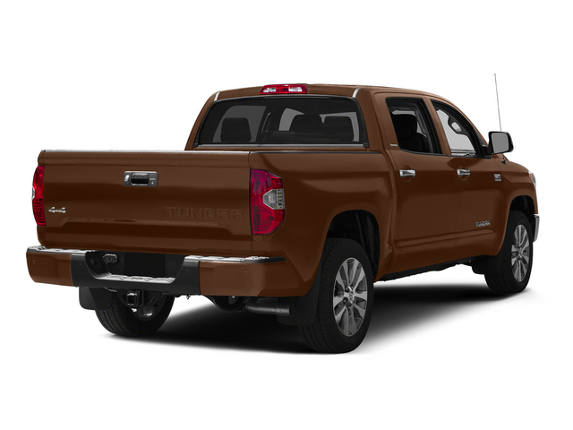 Sunset Bronze Mica 2015 Toyota Tundra 4WD Truck Pictures Tundra 4WD Truck Limited CrewMax 4WD photos rear view