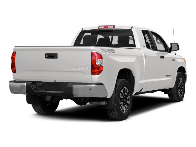 Super White 2015 Toyota Tundra 4WD Truck Pictures Tundra 4WD Truck Limited Double Cab 4WD photos rear view