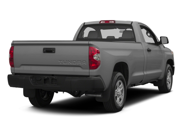 Silver Sky Metallic 2015 Toyota Tundra 4WD Truck Pictures Tundra 4WD Truck SR 4WD photos rear view