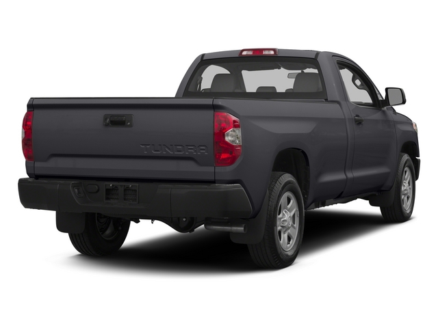 Magnetic Gray Metallic 2015 Toyota Tundra 4WD Truck Pictures Tundra 4WD Truck SR 4WD photos rear view
