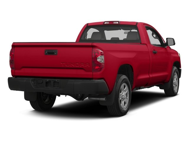 Radiant Red 2015 Toyota Tundra 4WD Truck Pictures Tundra 4WD Truck SR 4WD photos rear view