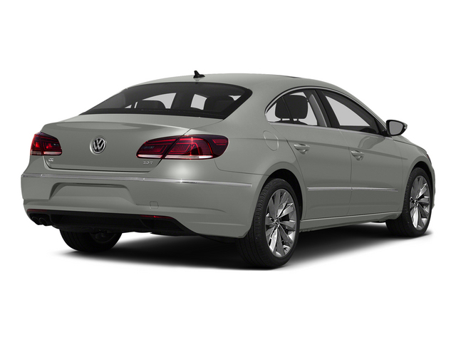 Reflex Silver Metallic 2015 Volkswagen CC Pictures CC Sedan 4D Sport I4 Turbo photos rear view