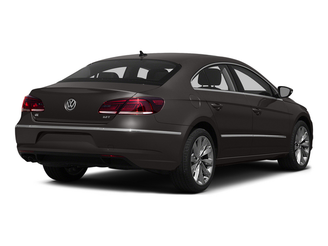 Black Oak Brown Metallic 2015 Volkswagen CC Pictures CC Sedan 4D Sport I4 Turbo photos rear view