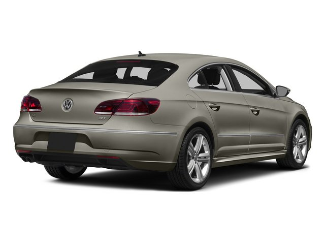 Light Brown Metallic 2015 Volkswagen CC Pictures CC Sedan 4D R-Line I4 Turbo photos rear view