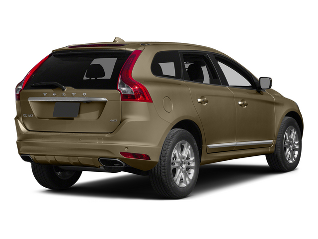 Twilight Bronze Metallic 2015 Volvo XC60 Pictures XC60 Utility 4D T5 Platinum AWD I5 Turbo photos rear view