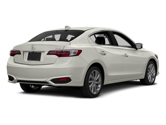 Bellanova White Pearl 2016 Acura ILX Pictures ILX Sedan 4D Premium I4 photos rear view