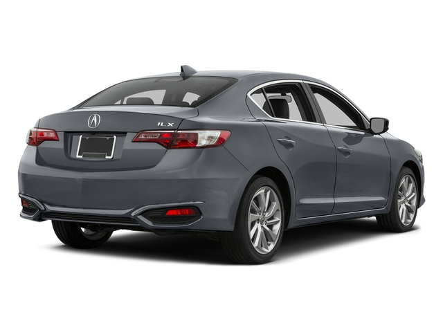 Slate Silver Metallic 2016 Acura ILX Pictures ILX Sedan 4D I4 photos rear view
