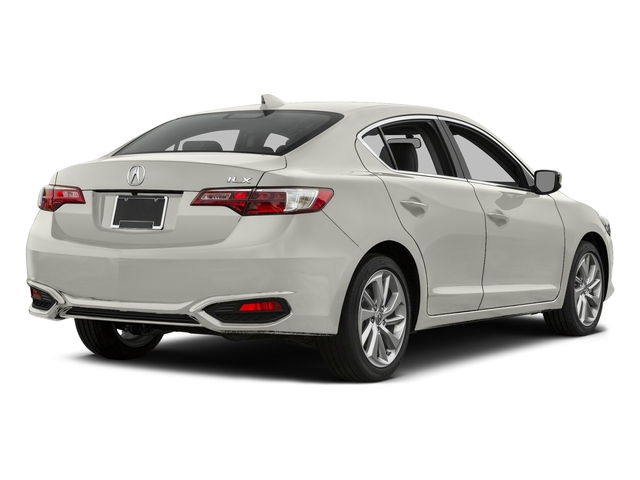 Bellanova White Pearl 2016 Acura ILX Pictures ILX Sedan 4D I4 photos rear view