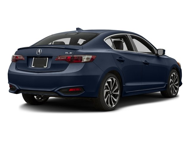 Catalina Blue Pearl 2016 Acura ILX Pictures ILX Sedan 4D Premium A-SPEC I4 photos rear view