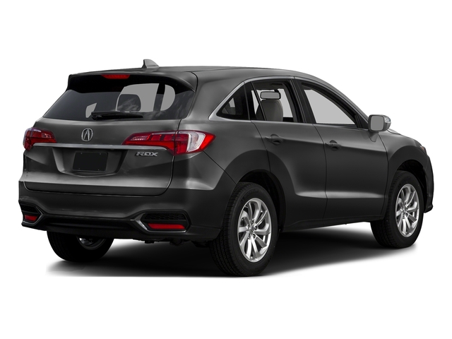 Graphite Luster Metallic 2016 Acura RDX Pictures RDX Utility 4D Technology 2WD V6 photos rear view