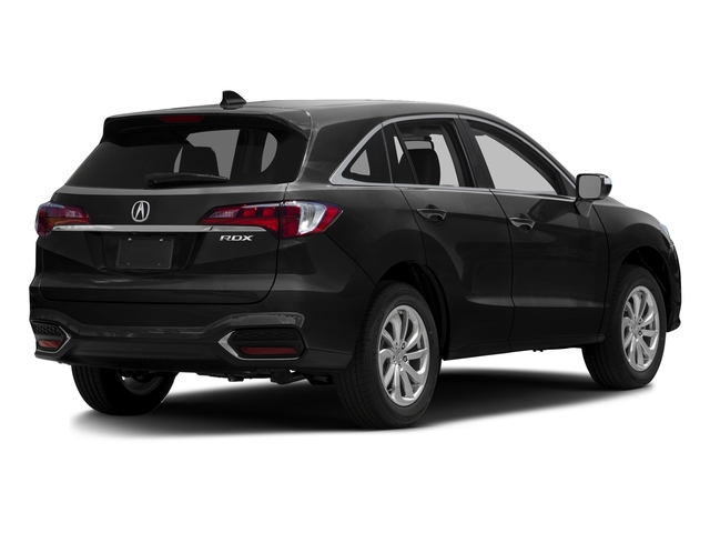 Graphite Luster Metallic 2016 Acura RDX Pictures RDX Utility 4D 2WD V6 photos rear view