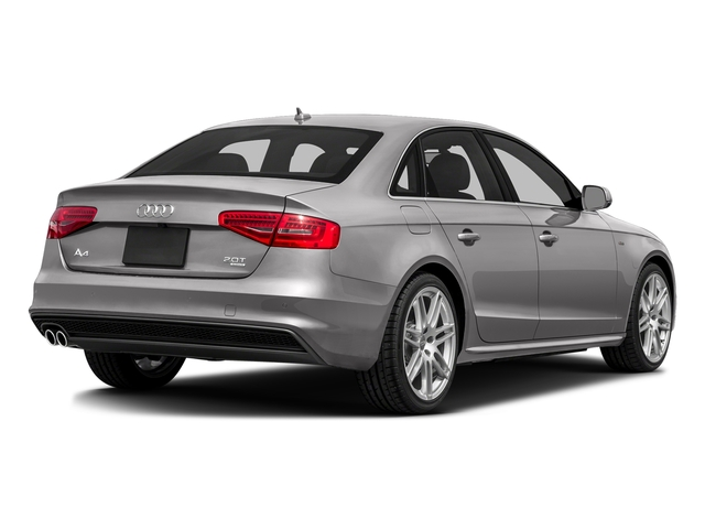 Florett Silver Metallic 2016 Audi A4 Pictures A4 Sedan 4D 2.0T Premium AWD photos rear view